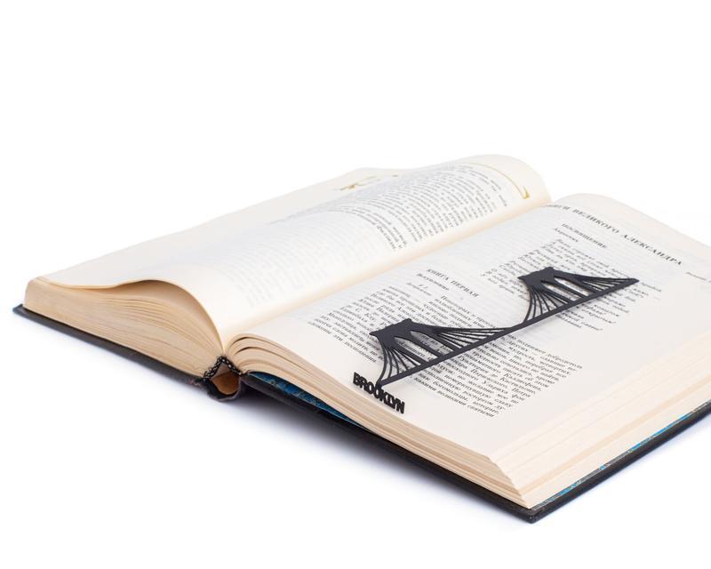 Закладка для книг «Бруклинский мост»