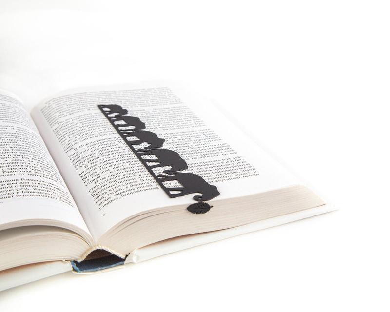 Закладка для книг «Стадо слонов»