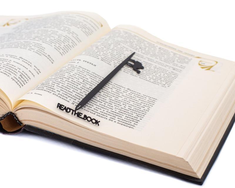 Закладка для книг «Игольное ушко и верблюд»