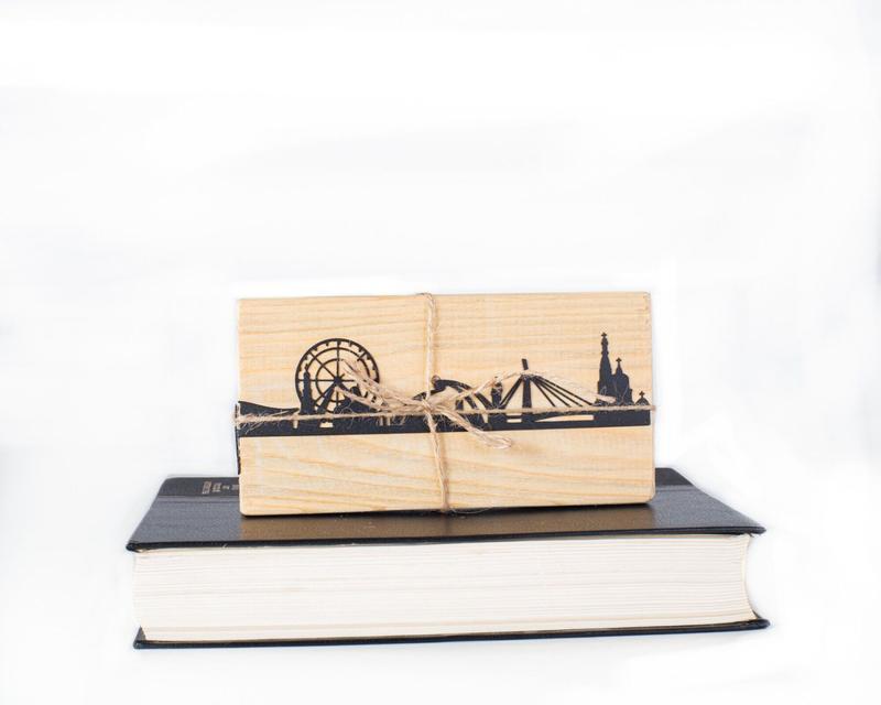 Закладка для книг «Харьков»