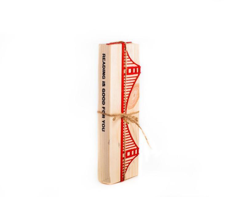 Закладка для книг «Мост Золотые ворота»