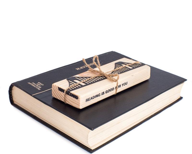 Закладка для книг «Мост Верразано»