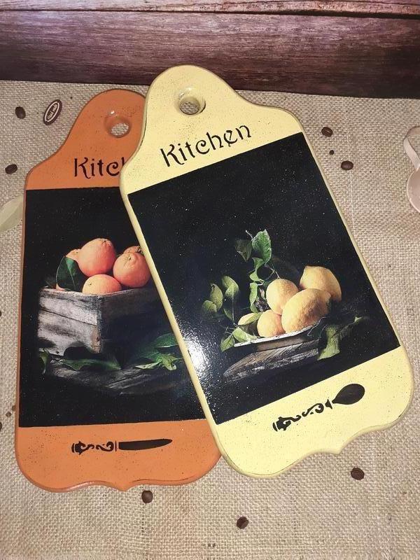 Набор кухонных досок