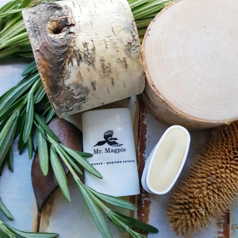 «Древесный» натуральный дезодорант, 15 мл