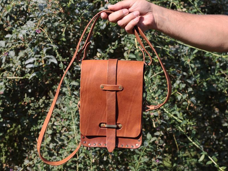 Мужская кожаная сумка, мужская сумка для путешествий, повседневная мужская сумка