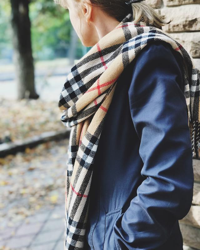 Тканый шарф Burberry