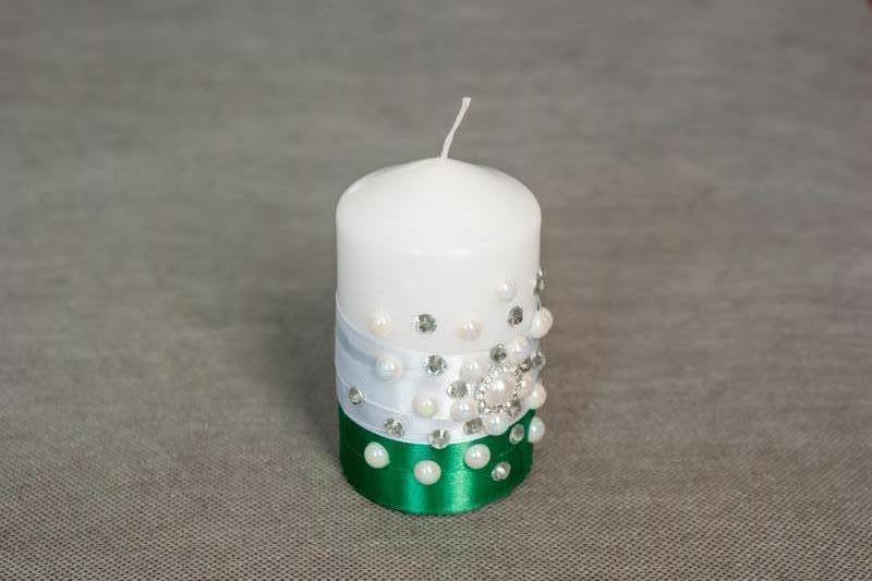 Свадебная свеча арт, 7013