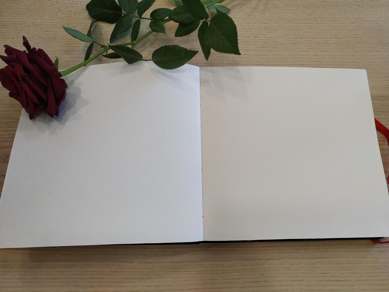 Скетчбук блокнот для акварели твердая обложка экокожа