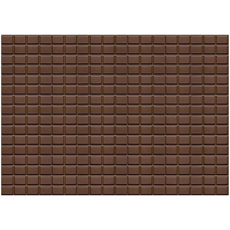 Бумага для декупажа 21х30 см Шоколад