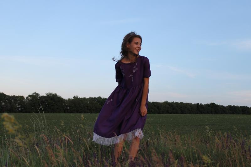 Невероятное платье