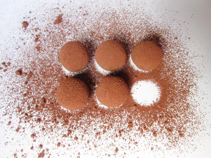"Конфеты без сахара ""Яблоко - Какао"" 5 шт."