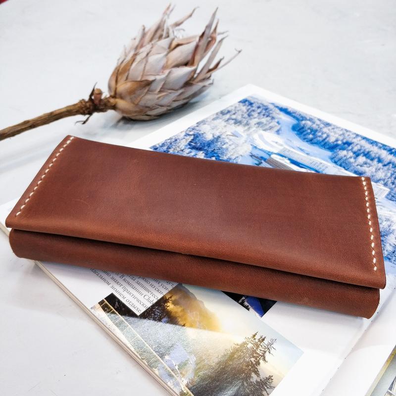 Женский кожаный кошелек Stedley Жасмин