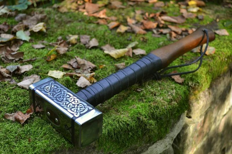 Молот Тора подарок мужчине Ancientsmithy