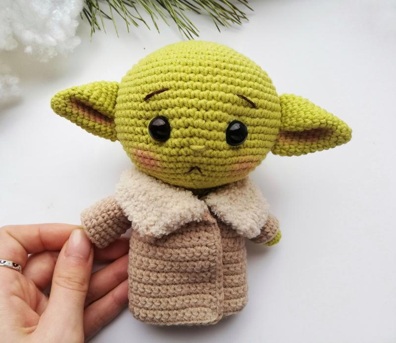 Малюк Йоду, Майстер Йода, Зоряні війни, Малюк інопланетянин
