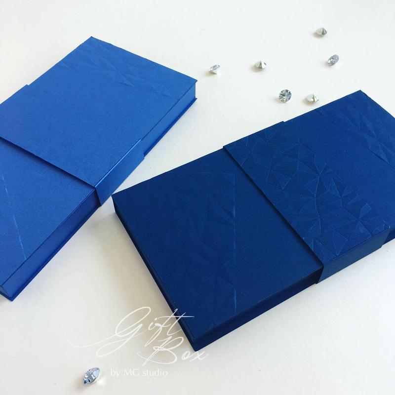 """Gift Box """"Monaco"""" - открытка в коробочке"""
