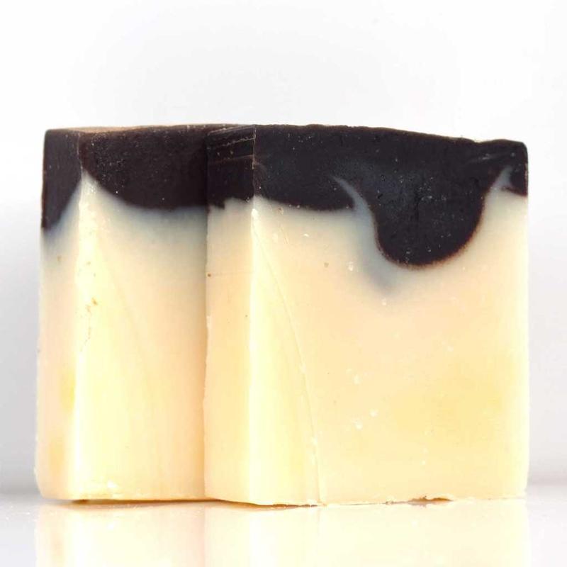 Натуральное мыло Шоколад и Мята