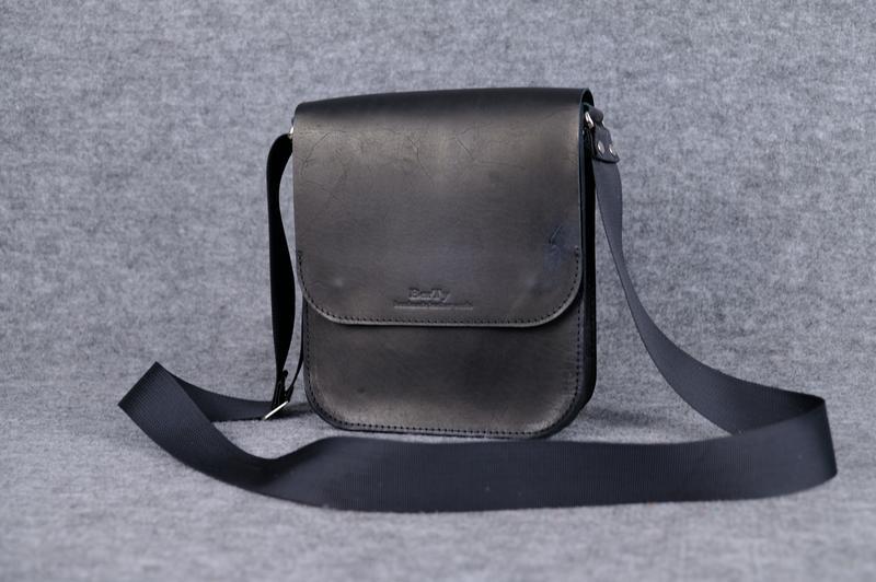 Мужская сумка через плечо  3486013853382