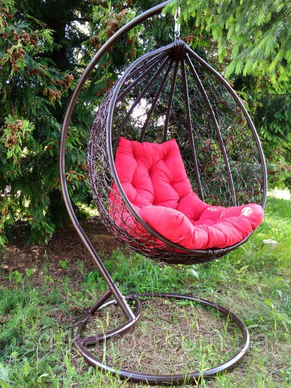 Качеля кокон, кресло подвесное.