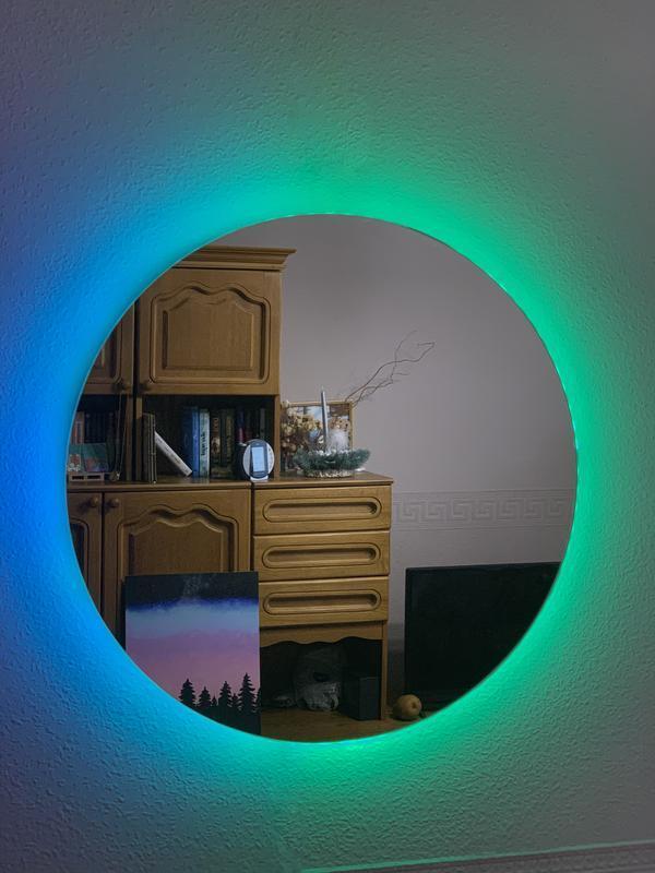 Зеркало с подсветкой и WiFi управлением