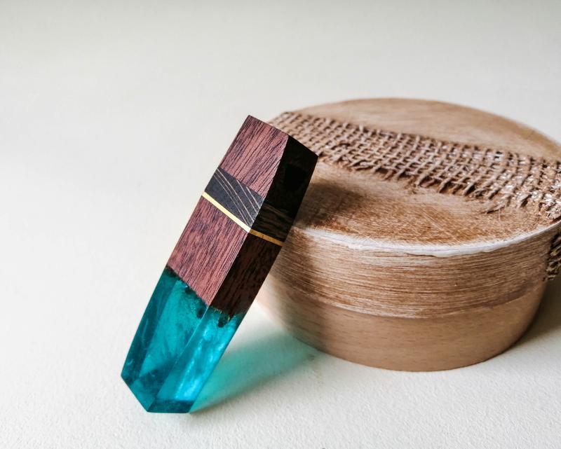 Деревянная флешка, подарок  парню, USB флеш накопитель 32 Гб