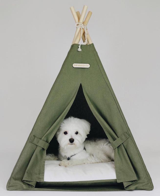 Будиночок для котів і собак   Хакі