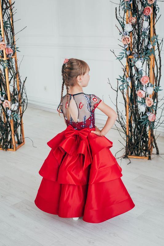 платье для принцесси
