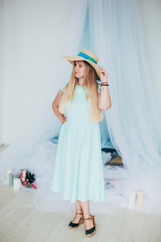 лянная платье