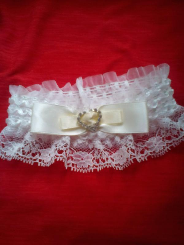 Купить подвязку невесты украина