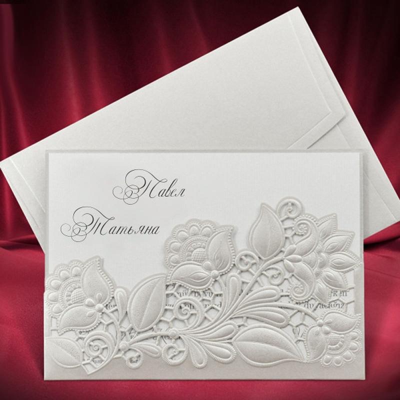 Заготовка для открытки на свадьбу