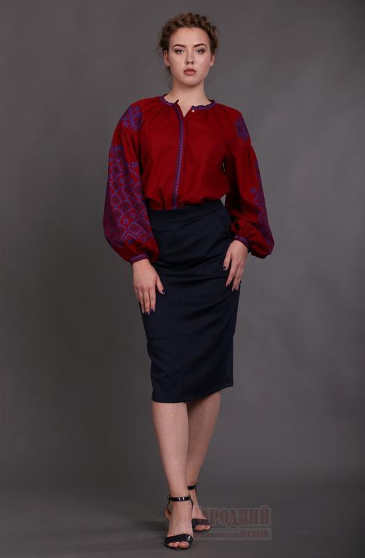 Вышиванка женская Ясные зори 50 ручной работы купить в Украине. №98064 e286bf64d35cf