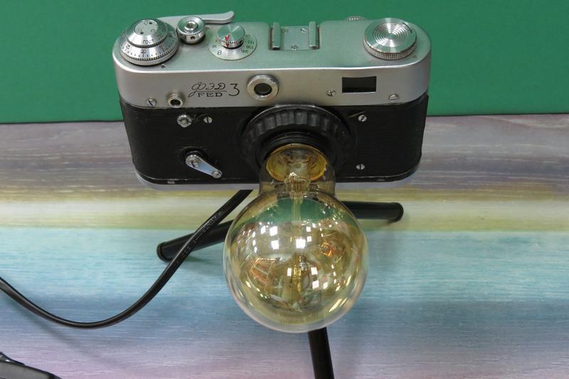 Ночник фотоапарат