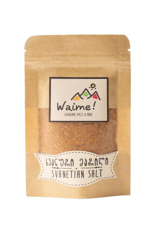 Сванская соль Waime Spices
