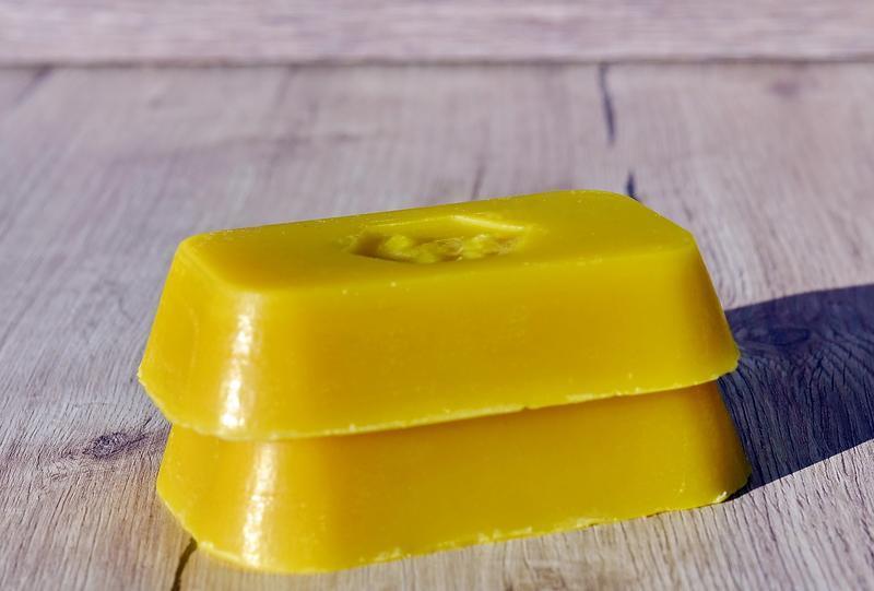 Віск бджолиний очищений 80 г.