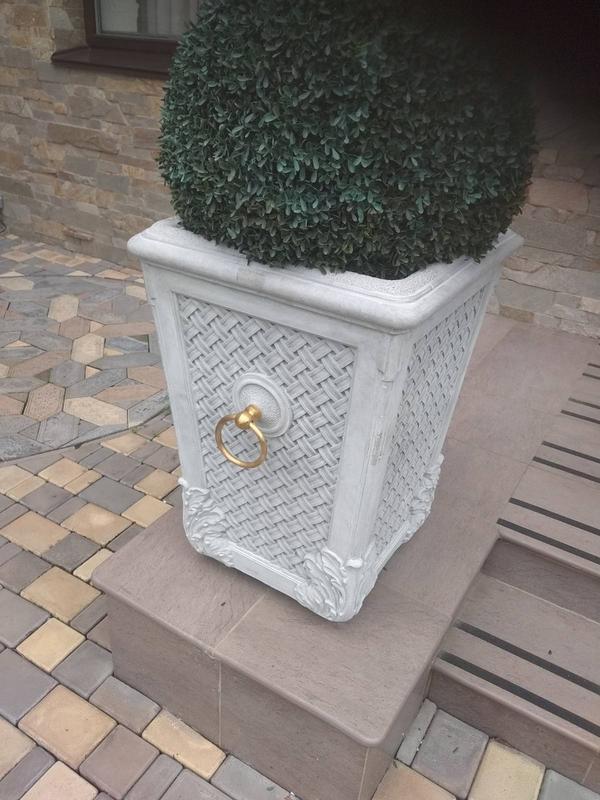 Корзина из бетона купить бетон м300 виды