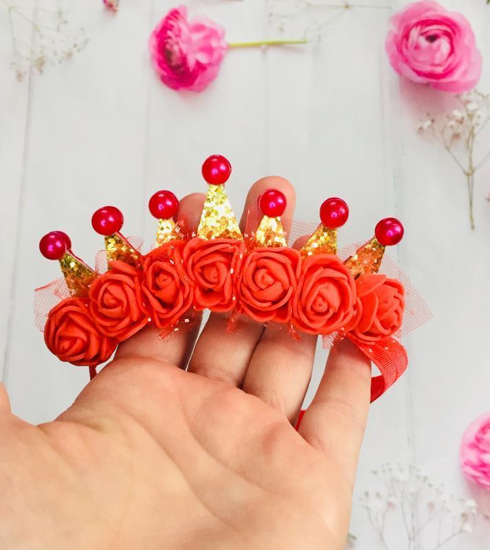 Корона на рочок/ корона для принцеси