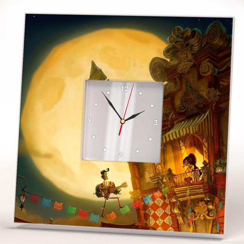 """Красивые часы """"Амиго. Серенада"""""""