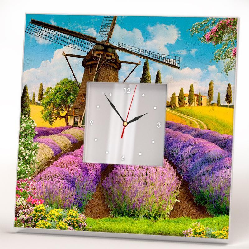 """Оригинальные часы """"Прованс"""""""