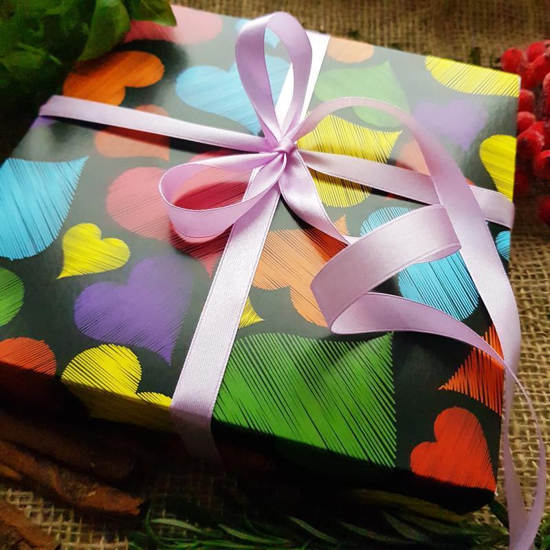 «Купидон» подарочный набор натуральной косметики, на 8 марта. Подарок.