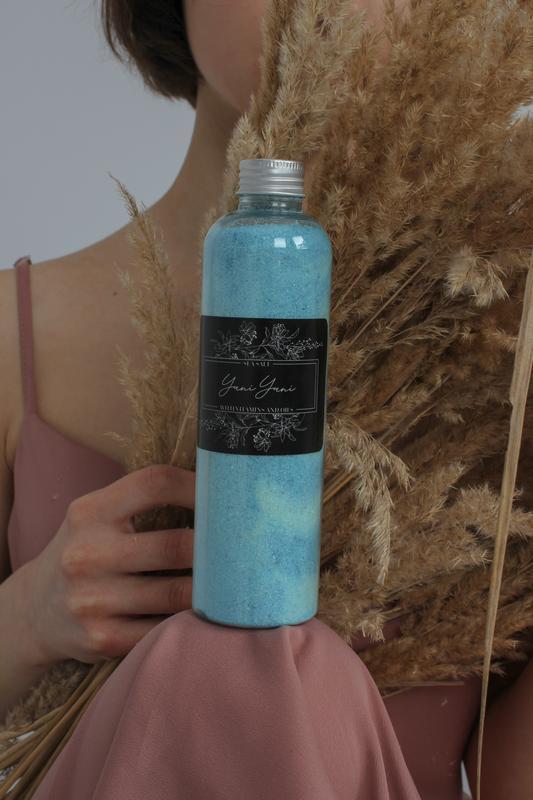Ароматная соль для ванны, 300 г.
