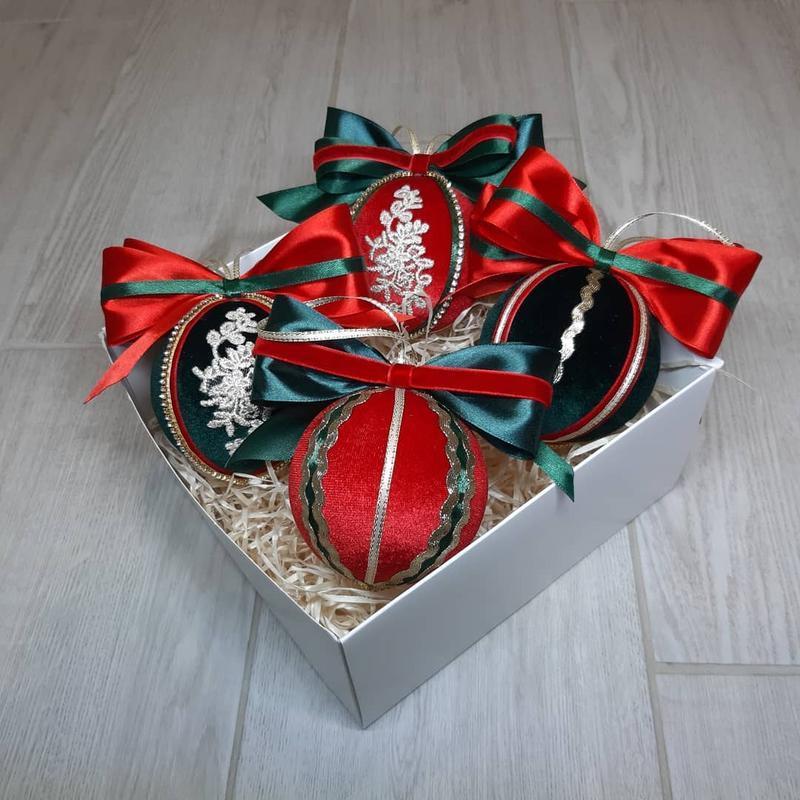 Новогодние шары, ёлочные игрушки