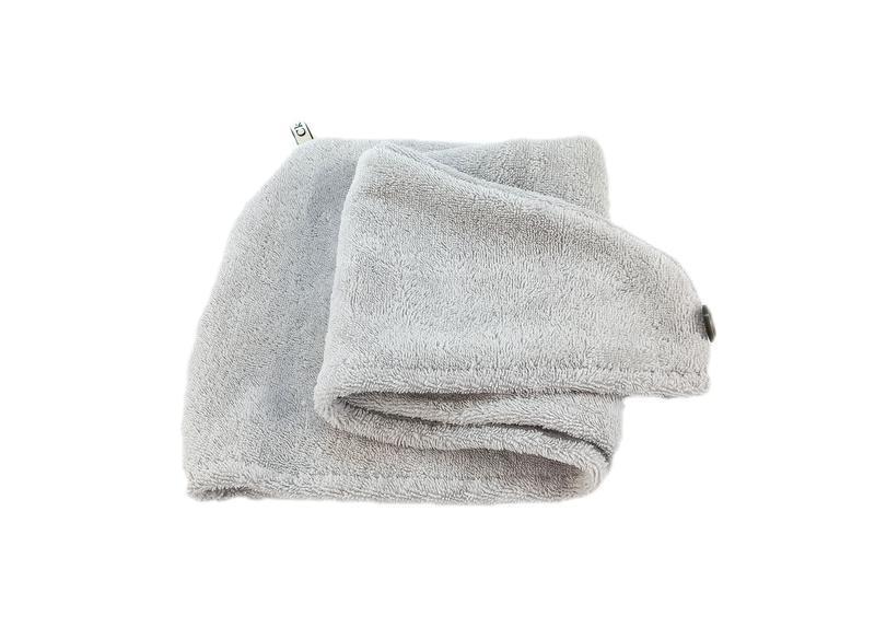 Полотенце-тюрбан для сушки волос.Чалма для волос. Полотенце из микрокоттона 100% хлопка