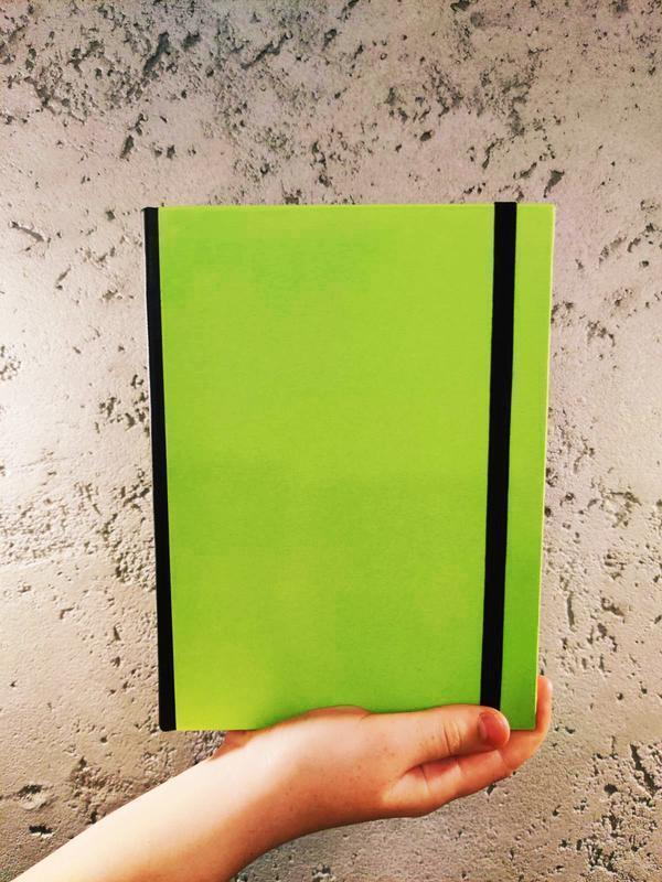 Скетчбук, блокнот для рисования з чистыми листами, акварельная бумага