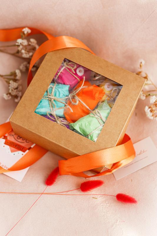 Подарочный набор сделает любой праздник незабываемым, уютным и сказочным! 🎁