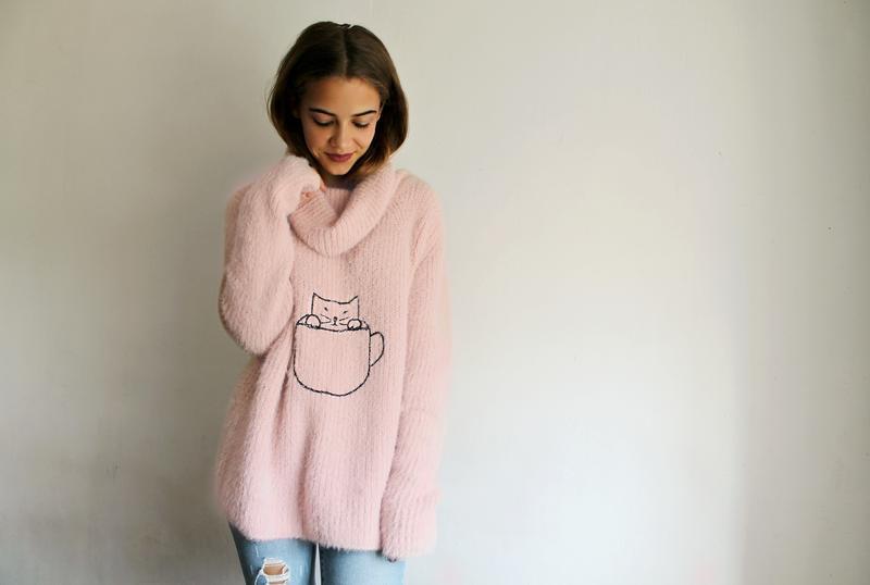Самый мягкий свитер