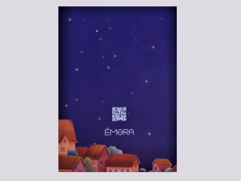"""Объёмная открытка ко дню рожденья """"Dream"""" (НВ-5)   EMORA"""
