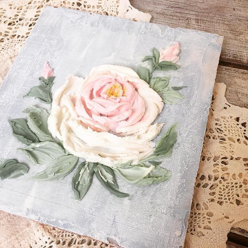 Ангел картинки, открытки ручной работы из роз