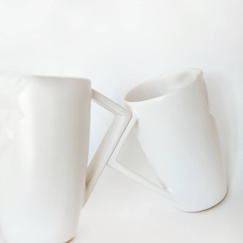 Чашка оригами