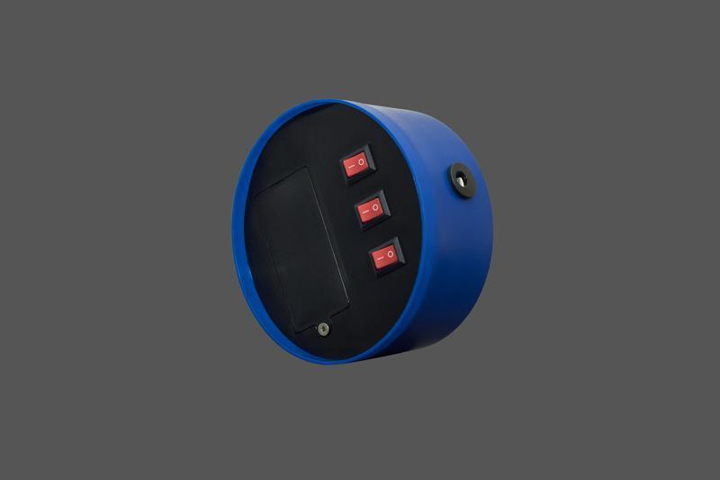 3d-светильник Дэдпул, дэд пул, 3д-ночник, несколько подсветок