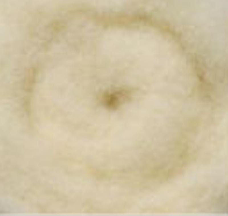 Шерсть для валяния Новозеландская кардочесанная (100 грамм) Суровая К5012. Фелтинг. Вовна для валяння