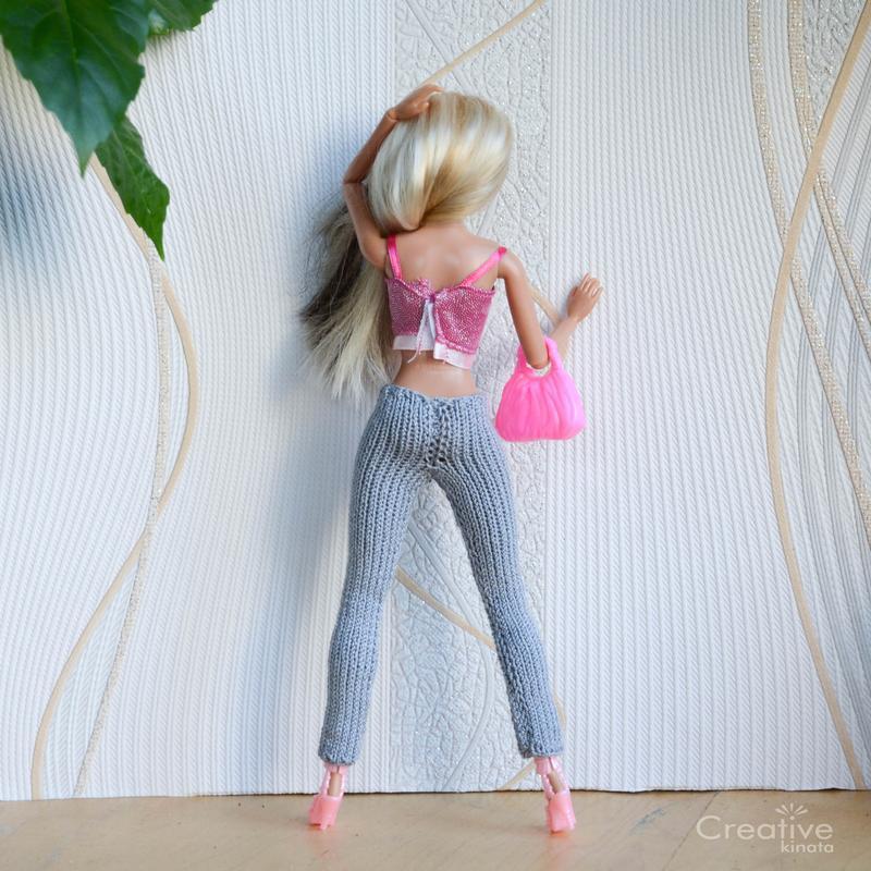 Лосини (штани) для Барбі